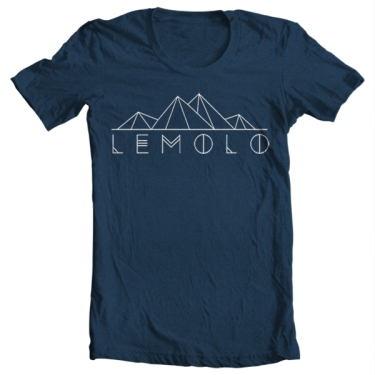 Navy Heather Mountain Lemolo 600