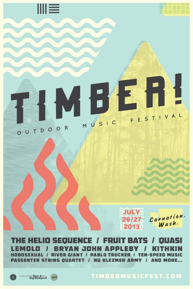 Timber Music Festival