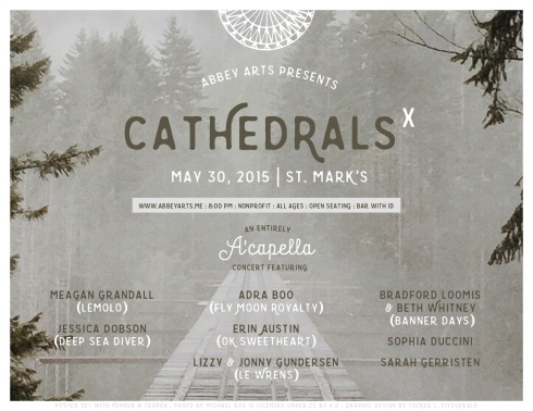 Cathedrals X 5.30.15