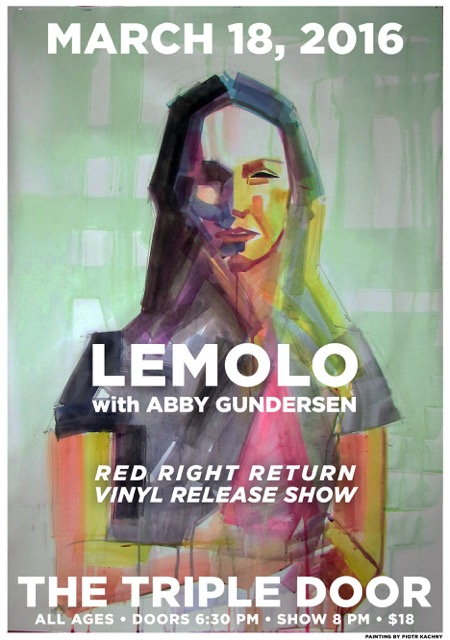 Lemolo Triple Door 3-18-16-VINYL