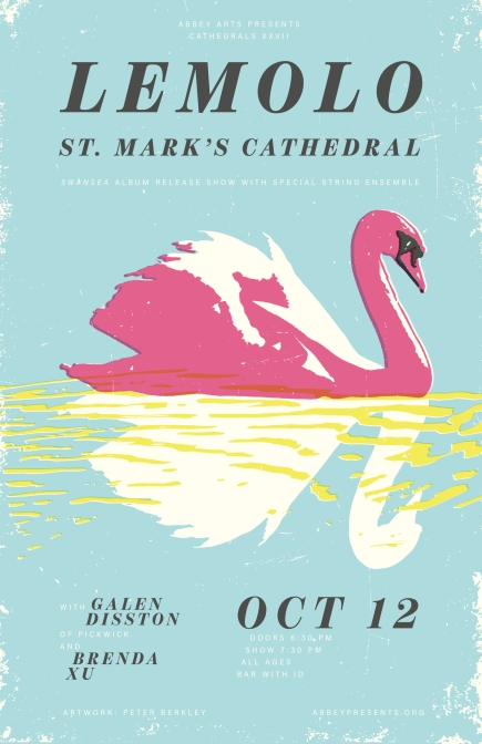 St. Mark's Cathedral Poster 10:12:19